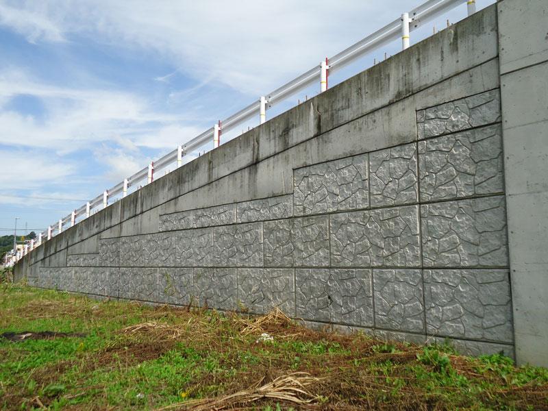 コンクリートパネル仕様の施工実績2