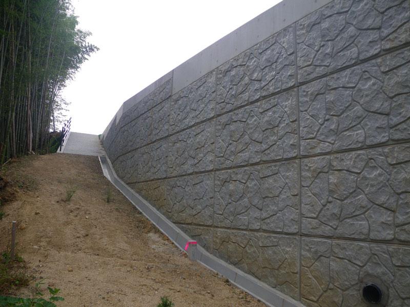 コンクリートパネル仕様の施工実績4 写真1